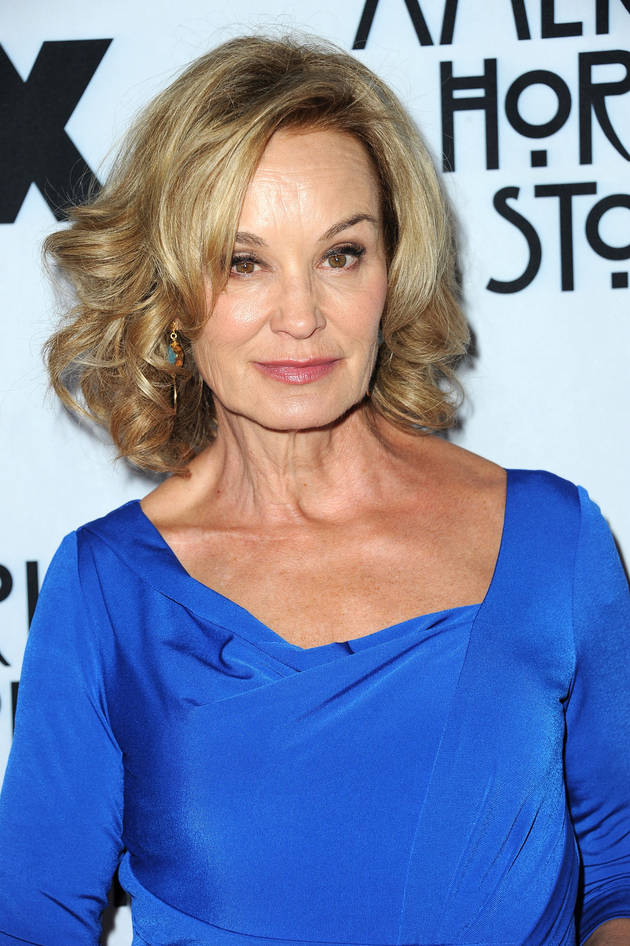 Jessica Lange Doesn't Watch American Horror Story