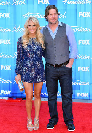 Carrie Underwood and Husband Mike Fisher Stopped For Speeding