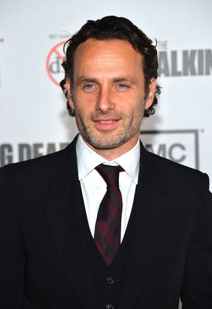 The Walking Dead's Andrew Lincoln Talks Lori's Death, Admits He Doesn't Watch Show