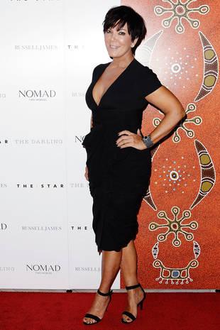 Pregnant Kim Kardashian's Botox Use: Kris Jenner Weighs In