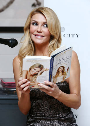 """Brandi Glanville on Her Second Book: """"There Is a Sex Chapter, of Course"""""""
