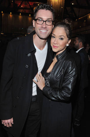 Diana DeGarmo and Ace Young Marry in Los Angeles on Saturday, June 1, 2013