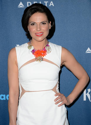 Once Upon a Time's Lana Parrilla Hangs With WHICH Famous Hottie?! (PHOTO)