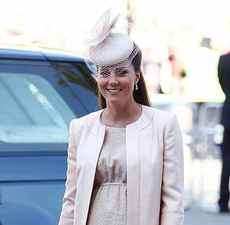 Pregnant Kate Middleton Will Make One More Appearance Before Maternity Leave