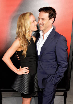 Anna Paquin and Stephen Moyer Talk Baby Names And Father's Day Plans