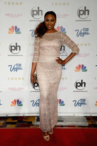 "Cynthia Bailey Isn't Pregnant, But She Is Dealing With a ""Medical Condition"""