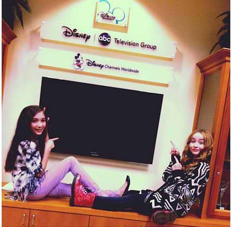 Girl Meets World's Sabrina Carpenter Dishes on Maya and Riley's BFF-ship — Exclusive!
