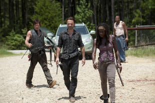 The Walking Dead Season 4 Spoilers: Two New Survivors Added to the Cast