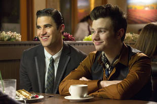 "8-Year-Old Fan Meets His ""Boyfriend"" Darren Criss — Too Adorable!"