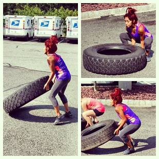 Snooki Did WHAT Painful-Looking Routine as Her Latest Workout?! (PHOTO)