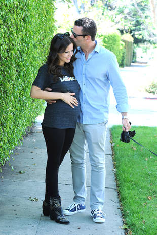 Pregnant Tammin Sursok Shows Off Baby Bump: First Look! (PHOTO)