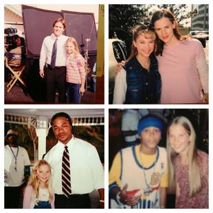 Young Ashley Benson With Jennifer Garner, Rob Lowe, and More A-Listers (PHOTO)