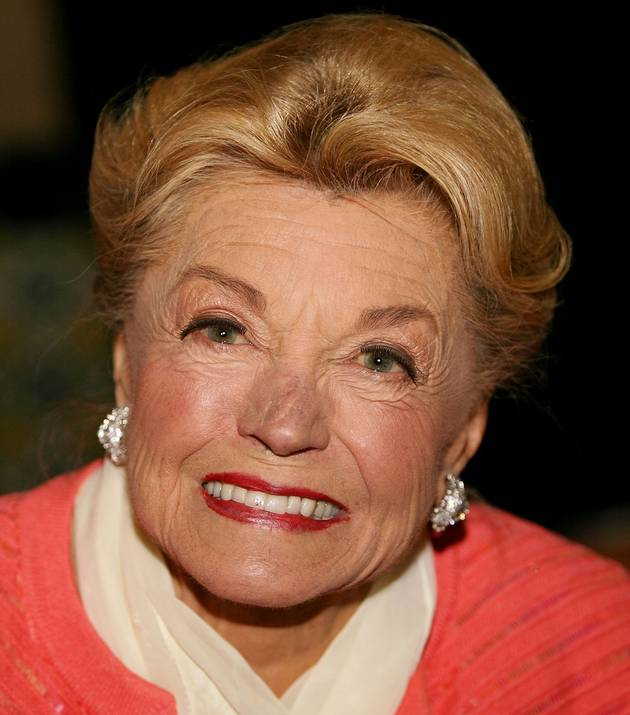 Esther Williams, Technicolor Actress and Swimming Legend, Dies at 91