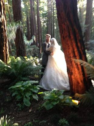 "Sean Parker Says He's Being ""Spat Upon"" For Wedding"