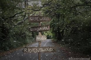 "Pretty Little Liars Spoilers: Ravenswood Scene Has Marlene King on ""Edge"""