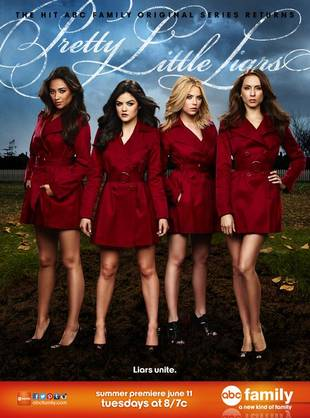 Pretty Little Liars Burning Question: Where Does Red Coat Get Her Money?