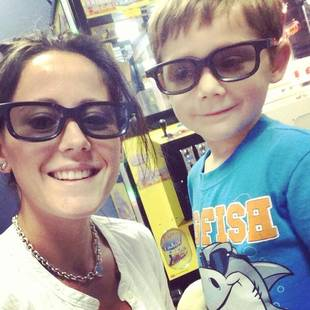 Jenelle Evans Makes a Movie Date With Her Main Guy! (PHOTO)