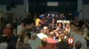 Moms Brawl During Second Grade Talent Show