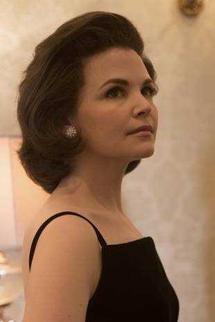 Ginnifer Goodwin as Jackie O in Killing Kennedy — First Look! (PHOTO)