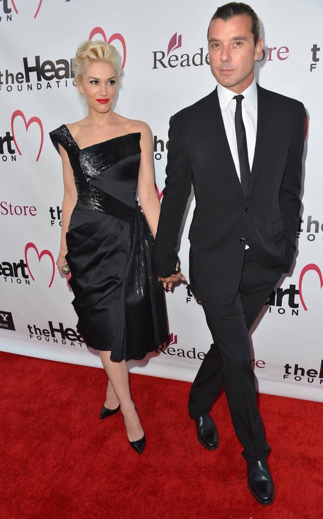 Gavin Rossdale: I Love Kissing Gwen Stefani's Bright Red Lips