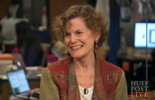 """Judy Blume Urges Parents to """"Enjoy Their Baby"""" While They Can (VIDEO)"""