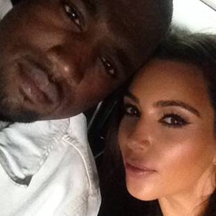 Kanye West to Stay Out of Pregnant Kim Kardashian's Delivery Room