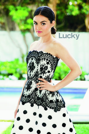 """Pretty Little Liars Star Lucy Hale Says """"I Like Being Single"""""""