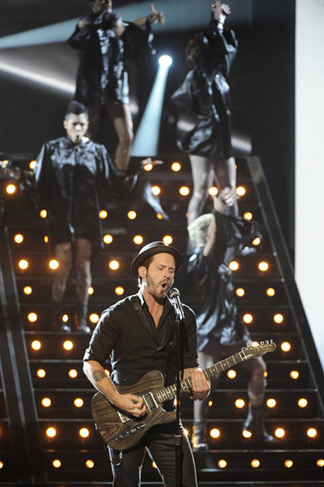 Tony Lucca Returns to The Voice to Debut New Single on June 11, 2013