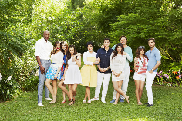 Keeping Up With The Kardashians: Ripped From The Tabloid Headlines?