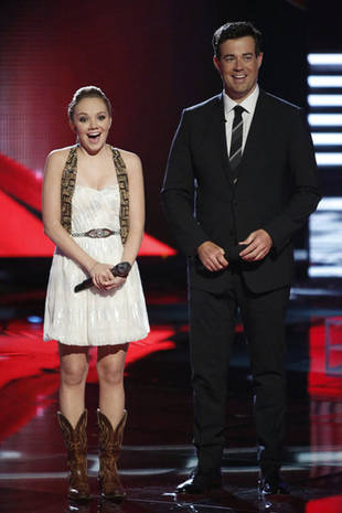 """Carson Daly on The Voice's Country-Centric Season 4 Finale: """"We Don't Care at All"""""""