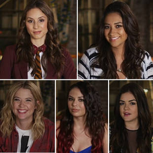 Pretty Little Liars Cast Reveals the Biggest Liar on the Show (VIDEO)