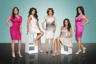 Is The Real Housewives of New Jersey New Tonight, June 9, 2013?
