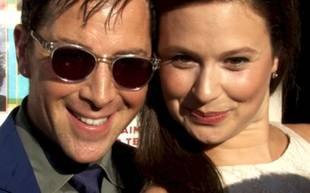 Scandal Season 3: Dan Bucatinsky and Katie Lowes Dish on James and Quinn's Fate (VIDEO)