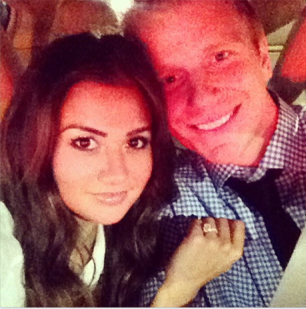 """Sean Lowe on Having a Baby with Catherine Giudici: """"Not Anytime Soon"""""""