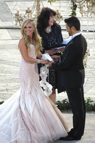 Tamra Barney's Wedding: Details on the Emotional Ceremony — Exclusive!