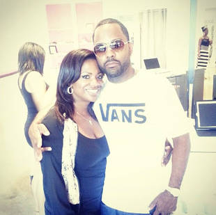 """Kandi Burruss Is """"Excited"""" About Her Future With Todd Tucker, But Admits She's """"Clueless"""" About Wedding Plans"""
