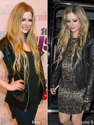 Is Avril Lavigne Pregnant? See the Pic! (UPDATE)