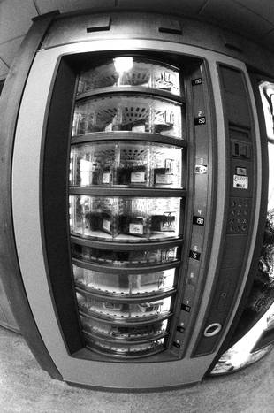 Vending Machines at Your Kid's School Will Look a Lot Healthier Starting Next Year