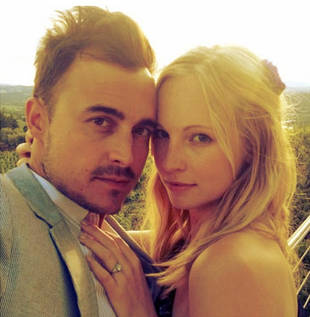 Is Candice Accola Pregnant? Convention Fans Say It's True! Report