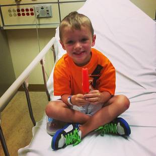 Maci Bookout Rushes Son Bentley to the ER — Is He OK? (PHOTO)