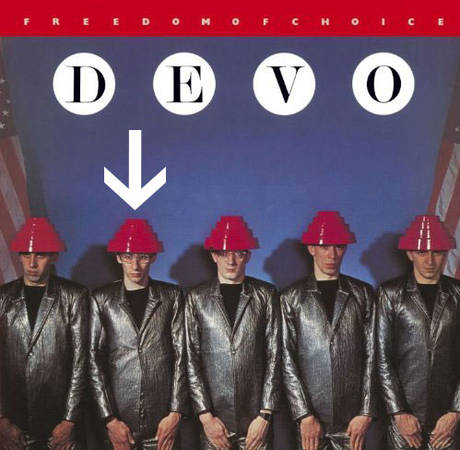 "Devo's ""Whip It"" Drummer Alan Myers Dies of Brain Cancer at 58"