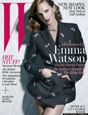 Emma Watson Dropping Acting For College in the Fall