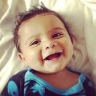 Snooki's Baby, Lorenzo, Up Close and Personal — And More Adorable Than Ever! (PHOTO)