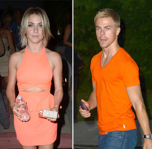 Derek Hough and Julianne Hough Party Together: What Crazy Things Did They Do? (PHOTOS)