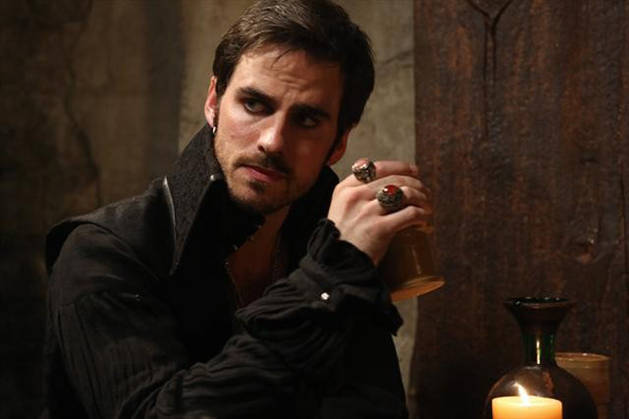 Once Upon a Time Season 3: Who Should Captain Hook Be With?