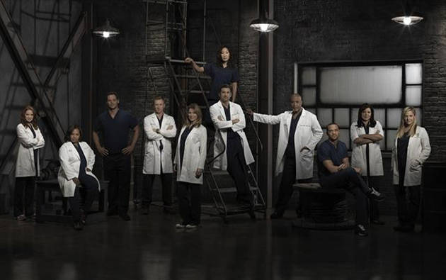 Grey's Anatomy Season 10 Starts Production on July 16!