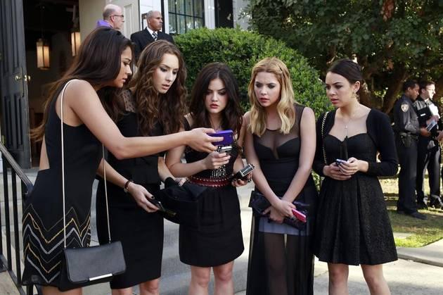 Pretty Little Liars Season 4 Premiere Questions: Who Killed Wilden? Ali Masks? And More