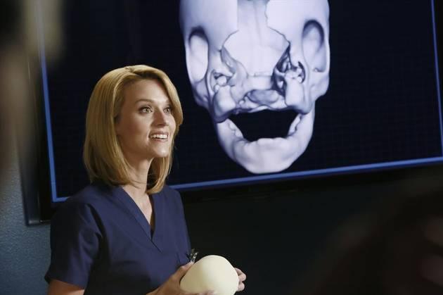Grey's Anatomy Season 10: Do You Want Lauren to Return?