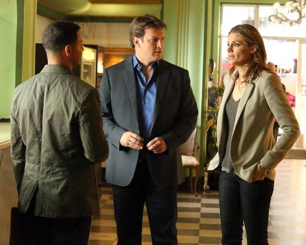 "Castle Spoiler: Season 6 Will ""Tap"" Into Castle and Beckett's Relationship"