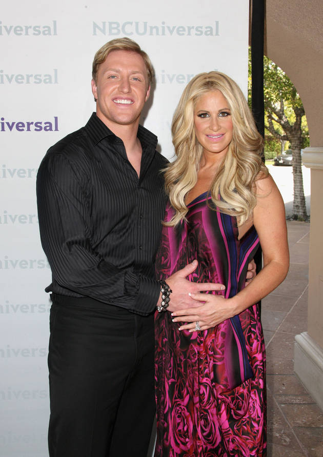 Kim Zolciak Pregnant With Baby Number 5